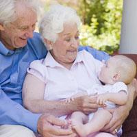 bunicii de altadata